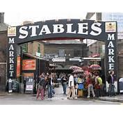 Camden Stables Market Chalk Farm Road London  Shopping/Markets In
