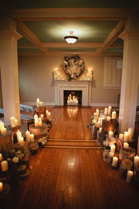 wedding at home decorations 25 romantic winter wedding aisle d 233 cor ideas deer pearl