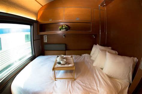 Sleeper Car Vacation by A Preview Look At Via Rail S Refurbished Sleeping Cars