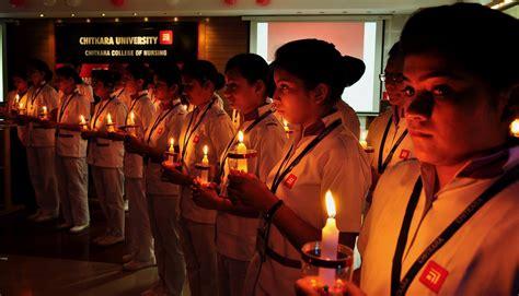 l lighting ceremony of nurses lighting xcyyxh