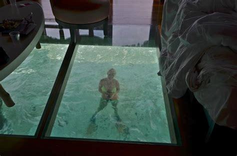 glass floor picture of le meridien bora bora bora bora