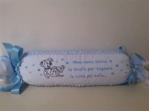 cuscino nascita cuscino caramella nascita carica dei 101 bambini