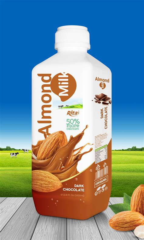 Almond Milk Chocolate 250 Ml nfc beverage from food drink co ltd