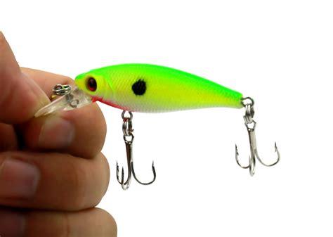 Lure Minnow No Label 65mm new 65mm minnow fishing lure crankbaits bait 6 5cm 5g 8
