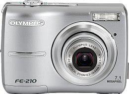 Kamera Digital Olympus Fe 210 olympus fe 210 datenblatt