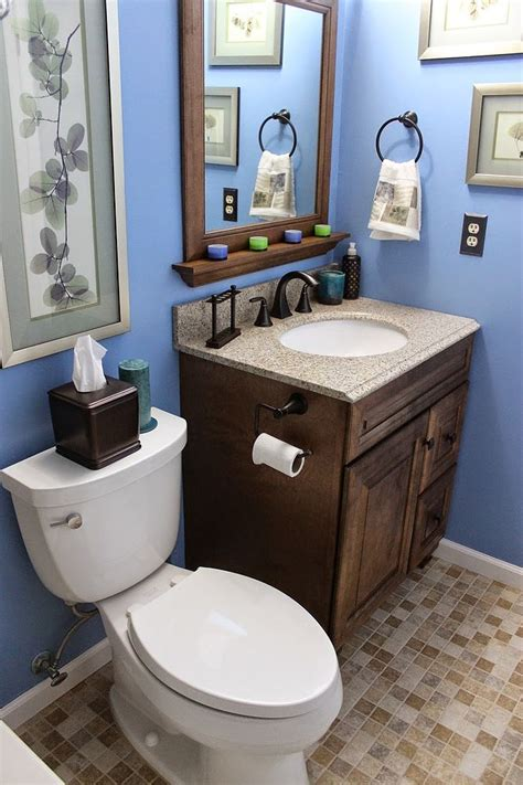 bathroom diys hometalk diy small bathroom renovation