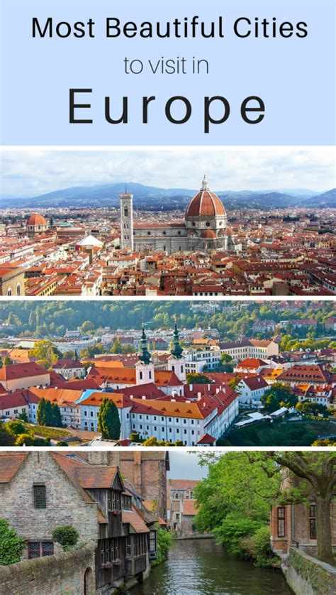 European Get Away 10 Cities You Should Visit In Europe by Most Beautiful Cities In Europe You Need To Visit The