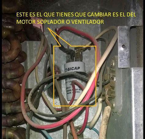 que es el capacitor aire acondicionado 28 images capacitor dual como reemplazarlo aire