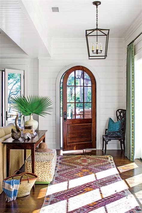 home entryway create an enviable entry with inspiration from this kiawah