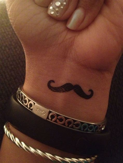 mustache tattoo on finger 25 best ideas about mustache on