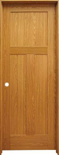 Prehung Prefinished Interior Doors by Mastercraft Prefinished Craftsman Flat 3 Panel Prehung