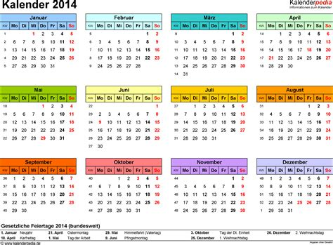 10 Jahres Kalender Kalender 2014 Zum Ausdrucken Als Pdf 16 Vorlagen