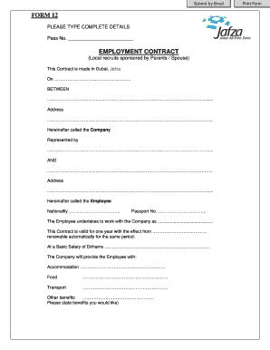Request Letter Jafza Employment Termination Letters Forms And Templates Fillable Forms Sles For Pdf Word