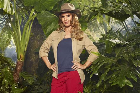 what is im a celebrity about i m a celebrity 2017 rebekah vardy forced to withdraw