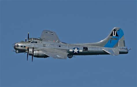 B 17g Flying Fortress Model