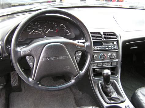 Ford Probe Interior by 1994 Ford Probe Interior Did Not A Single