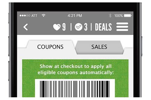 coupon food app
