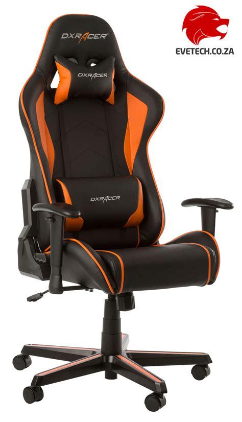 Dxracer Racing Series Black Orange Ohrv131no dxracer formula series gaming chair oh fh08 no