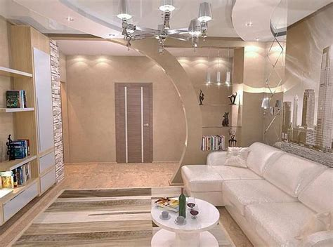 interior design partition ideas in living room wall tile designing folat