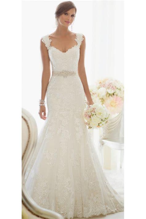imagenes de vestidos de novia modernos 2015 vestido con breteles novia buscar con google looketes