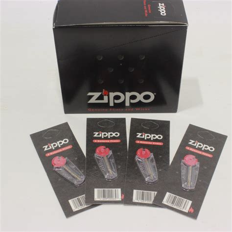 Zippo Flint Batu Isi 6 Butir batu zippo zippo flint original jawatimuronline