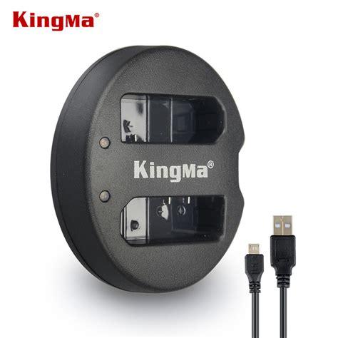 Kingma Dual Battery Charger For Coolpix A Nikon J1 J2 J3 S1 En El20 1 aliexpress buy kingma en el14 en el14for nikon