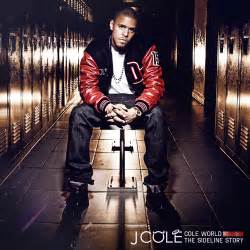The Cole J Cole Cole World The Sideline Story Album Cover