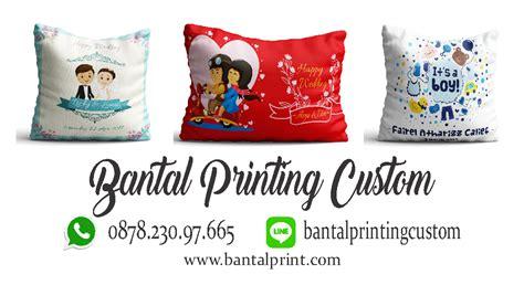 Bantal Foto Custom 36 toko bantal custom printing kirim ke kendal 0878 230 97 665 bantal custom printing 0878 2309