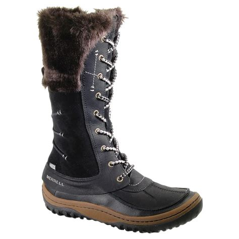 top merrell winter boots design