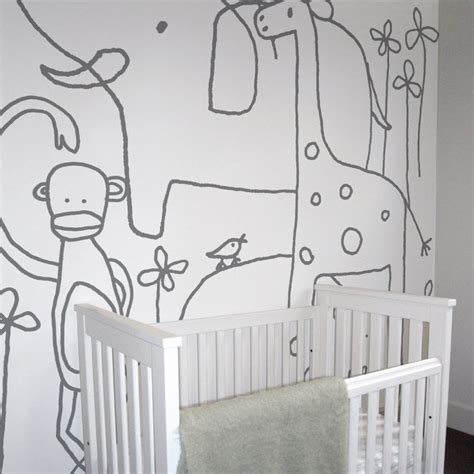 easy removable wallpaper hello wonderful 5 ways to wallpaper your kids room
