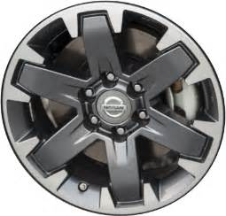 Nissan Truck Wheels Bolt Pattern Nissan Frontier Wheels Rims Wheel Stock Oem Replacement