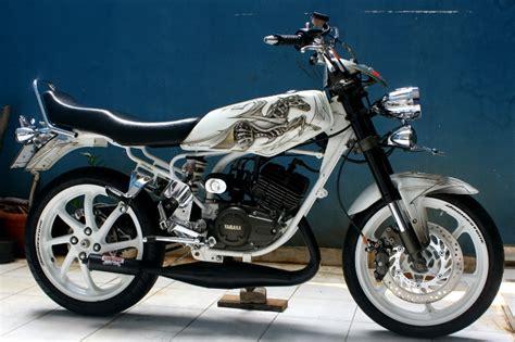 gambar motor rx king modifikasi gambar motor