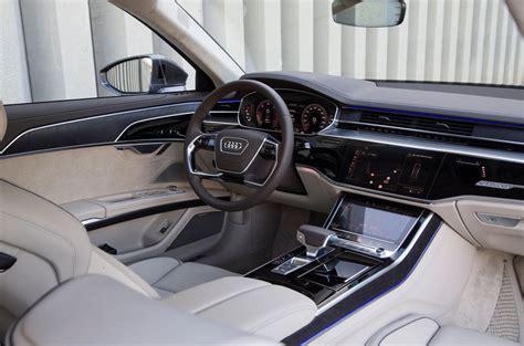 2018 audi a8 could bring a new interior concept autoevolution audi a8 interior autocar