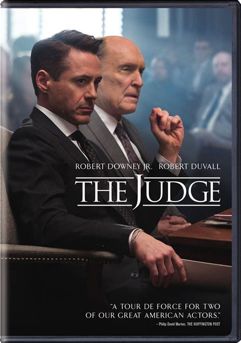 with the judge the judge dvd release date january 27 2015