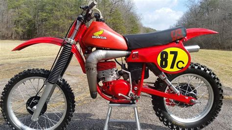 honda cr 600 for sale cr 480 motorcycles for sale