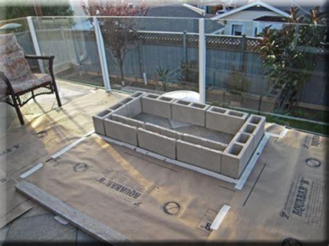 build portable pit enriques balcony pit