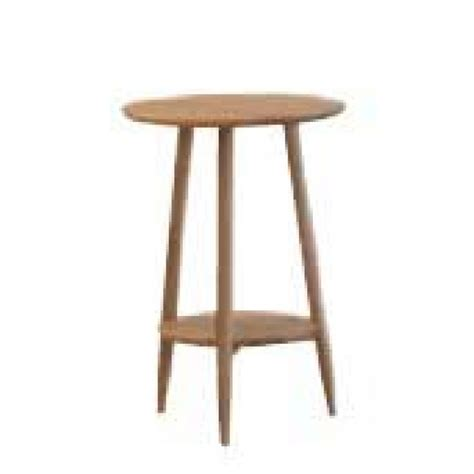 Ercol Side Table with Ercol Teramo 3669 Side Table