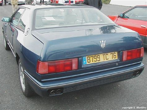 Maserati Coupãģ 3dtuning Of Maserati Ghibli Coupe 1992 3dtuning