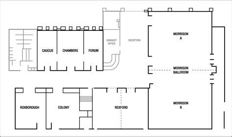 banquet hall floor plans southpark charlotte banquet hall charlotte marriott