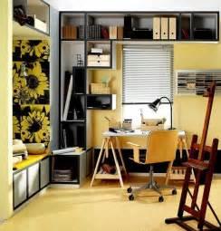 Merveilleux Idee Chambre Ado Design #5: Chambre-ado-id%C3%A9e-originale-tounesols-bureau-chaise.jpg