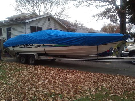 scarab boat covers kenneth s scarab boat cover boat lovers direct