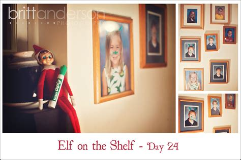 The Shelf Day our last days with elfie 187 britt photography
