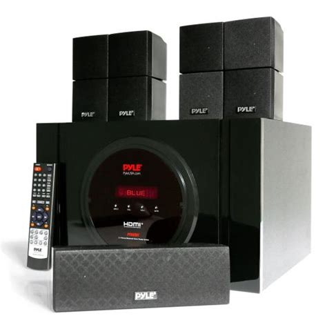 pyle ptbt bluetooth  channel home theater system