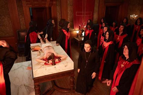 la nona porta completo inside the satanic temple s ritual