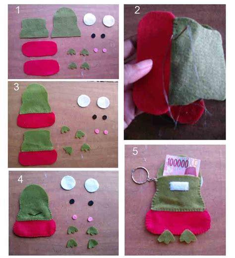 tutorial membuat jam dinding flanel tutorial membuat angpao karakter dari kain flanel kreasi