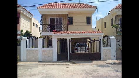 casa en venta en santo domingo casa econ 243 mica en venta en santo domingo este rep 250 blica