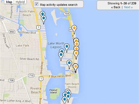 jupiter resort map singer island real estate and waterfront homes in