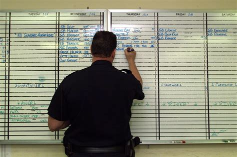 Cbp Officer Description by File Cbp Officer Prioritizes Arriving Cargo Jpg Wikimedia Commons