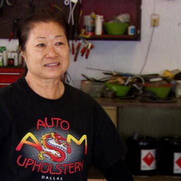 fast and loud upholstery lady dragon lady fast n loud discovery