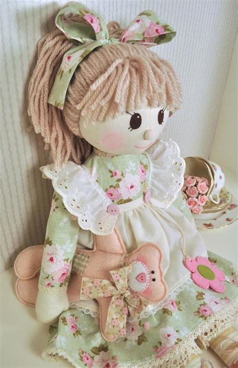 Handmade Doll Patterns - rag doll pattern pdf pdf dolls and patterns